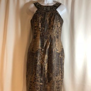 NWT Muse for Boston Proper Tribal Dress Size 6